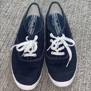 Keds, Navy Blue, 9